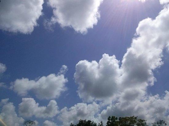 Quintana Roo National Park Campground & Hiking: O simplemente puedes quedarte y observar el cielo.