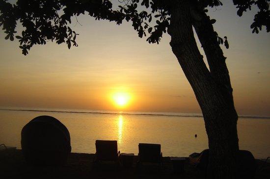 The Westin Resort Nusa Dua, Bali: The mornings are lovely