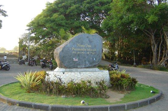 The Westin Resort Nusa Dua, Bali: There are plenty of walks to do