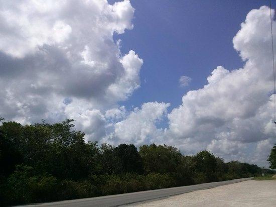 Quintana Roo National Park Campground & Hiking: Los paisajes son realmente hermosos