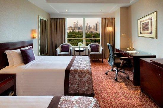 Radisson Blu Hotel Shanghai New World: Superior Room