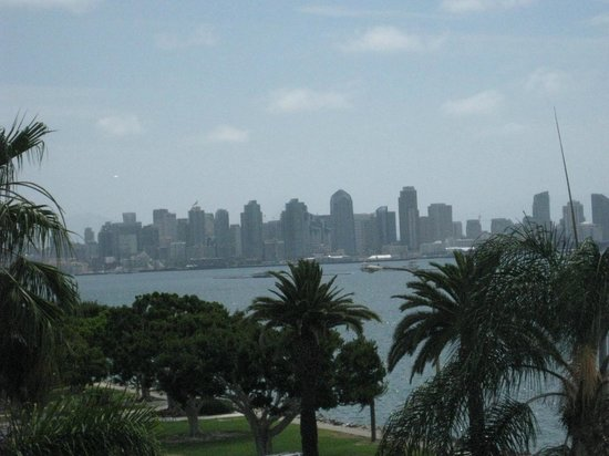 Hilton San Diego Airport/Harbor Island : .