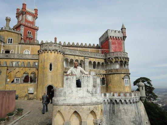Park and National Palace of Pena: Palácio da Pena