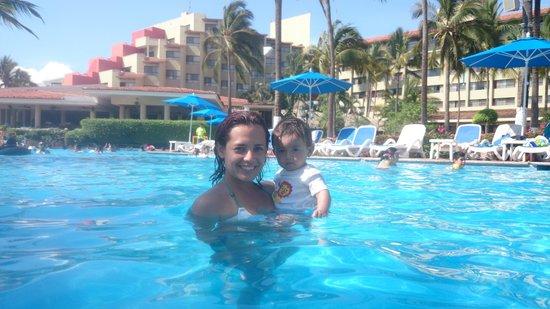Occidental Nuevo Vallarta: Alberca