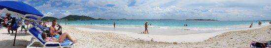 Orient Bay Beach : Orient Bay, St. MArteen