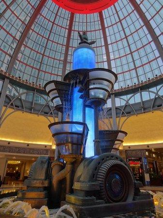 Niagara Fallsview Casino: Entrada