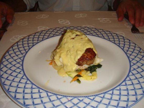 Occidental Cozumel: Los Olivos ..filet !!!