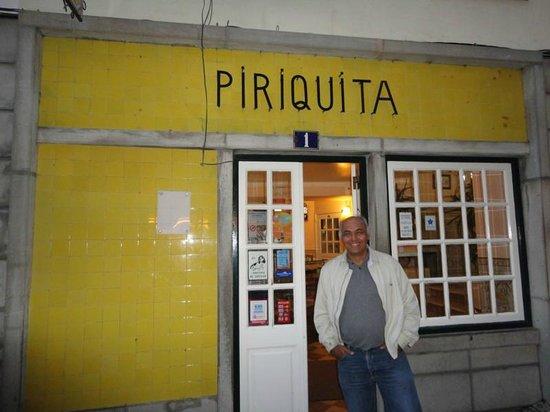 Piriquita II: Piriquita
