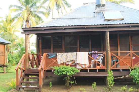 Club Fiji Resort : A bure