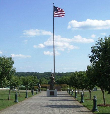National D-Day Memorial : Entry point