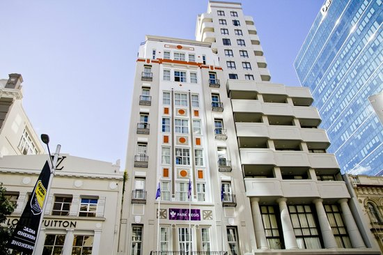 Grand Windsor Hotel Auckland : Exterior view