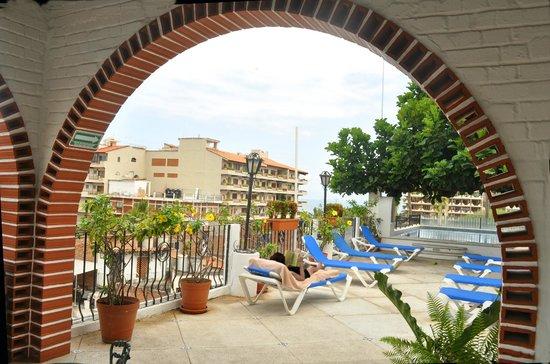 Hotel Casa Dona Susana: Rooftop