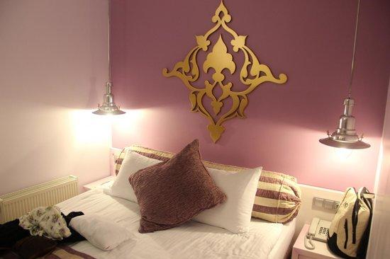 Adamar Hotel: hermosa decoracion