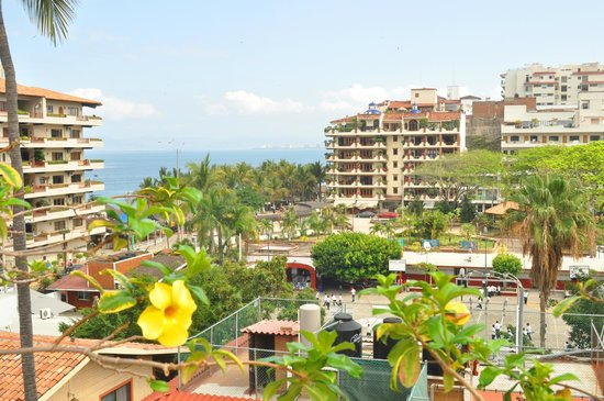 Hotel Casa Dona Susana: View from rooftop