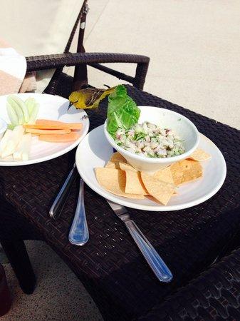 Pueblo Bonito Pacifica Golf & Spa Resort: Best fish ceviche I have ever had