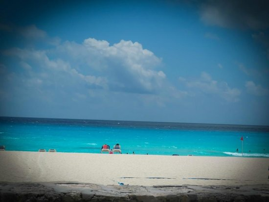 Grand Park Royal Cancun Caribe: Playa