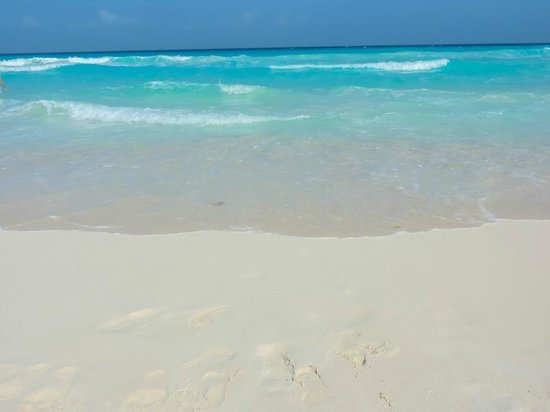 Grand Park Royal Cancun Caribe: Playa