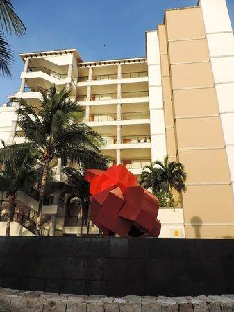 Grand Park Royal Cancun Caribe: Hotel