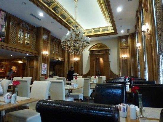 BEST WESTERN PREMIER Senator Hotel: Dining room