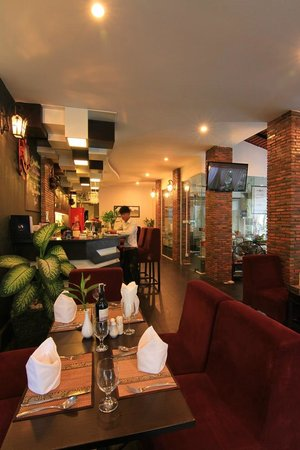 King Grand Suites Boutique Hotel II: Restuarant
