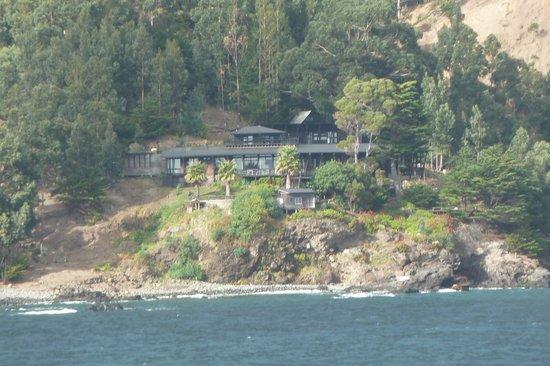 Crusoe Island Lodge: Leider seit Ostern 2014 nicht buchbar, Stand 6/2014