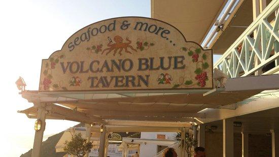 Volcano Blue
