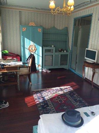 Hotel Niles Istanbul: Junior Suite