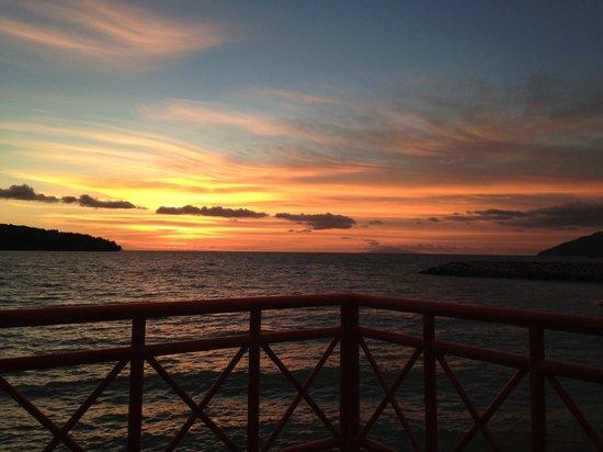 Tubotel: beautiful sunset <3