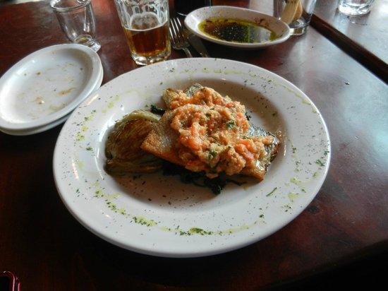 CiaoCristina!: Salmone Selvaggio Alla Griglia