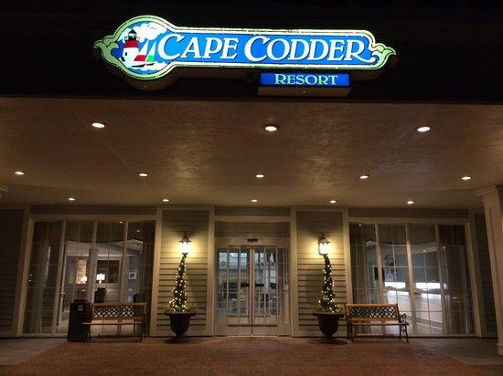 Cape Codder Resort & Spa: Hello cape codder