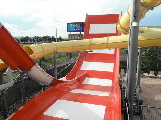 Coco Key Hotel and Water Park Resort: Best part of boomerango