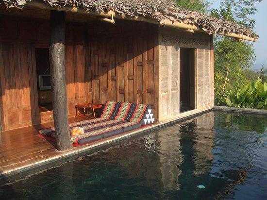 Phu Chaisai Mountain Resort & Spa: プライベートプール