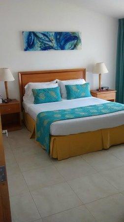 Estelar Santamar Hotel & Convention Center: Cuarto principal de la Suite