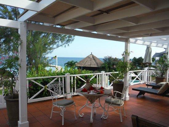 Sandals Montego Bay: prime minister suite