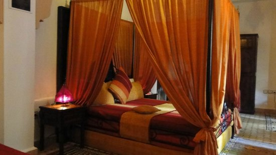 Riad Ahlam : Room