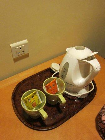 Harbour Plaza Resort City Hong Kong: Tea