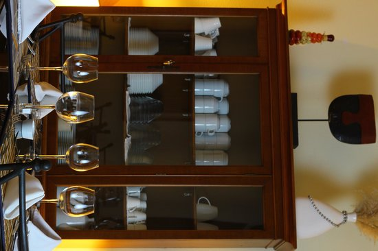 Hotel Luisiana: restaurant