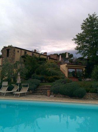 Relais Poggio Borgoni: Hotel