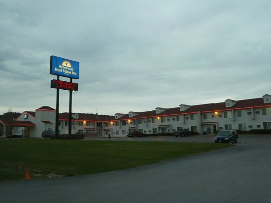 Americas Best Value Inn: view of the hotel