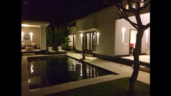 Villa Seminyak Estate & Spa: Our villa!!! The pool is massive room is amazing and the service here is so good! We have now st