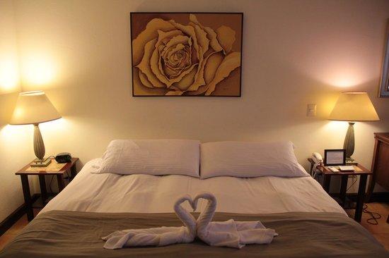 Hotel Luisiana: de luxe room