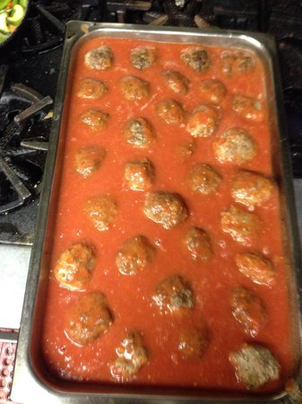 Heart of Oak Pub: Meatballs