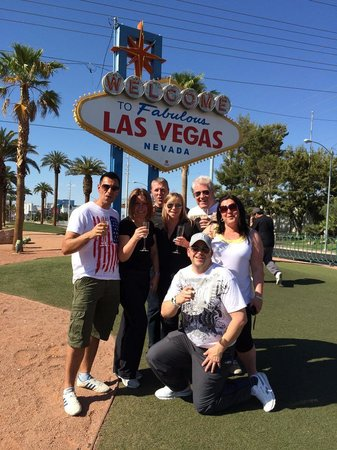 Presidential Limousine : Vegas Baby
