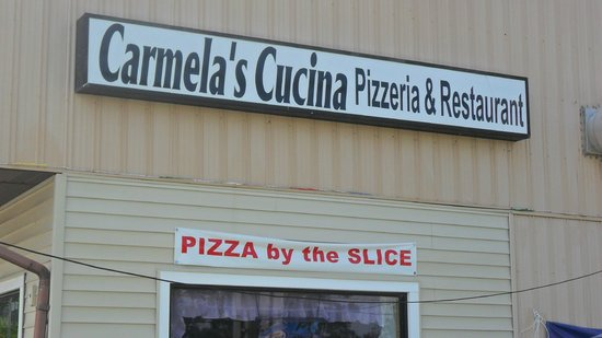 Carmela's Cucina: great place for food, and family