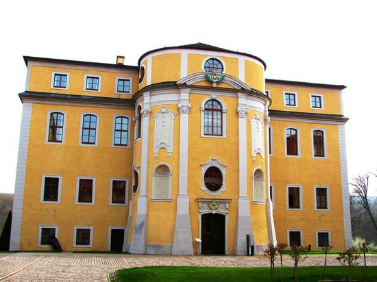 Schloss Ettersburg: The old palace