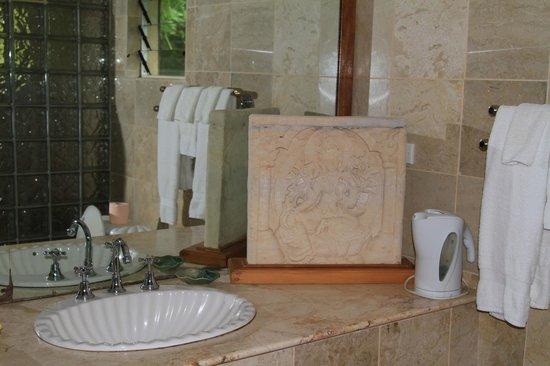 Beqa Lagoon Resort: It's a bathroom