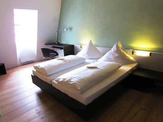 Schloss Ettersburg: Our room