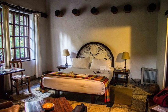 Inkaterra Machu Picchu Pueblo Hotel: Bed