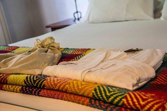 Inkaterra Machu Picchu Pueblo Hotel: In room amenities