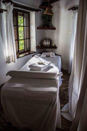 Inkaterra Machu Picchu Pueblo Hotel: Massage room